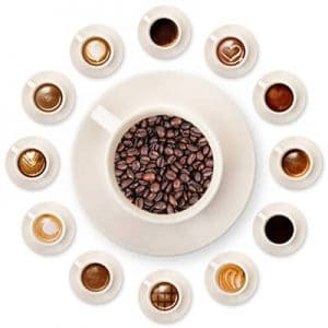Different Coffee Blends and Flavors