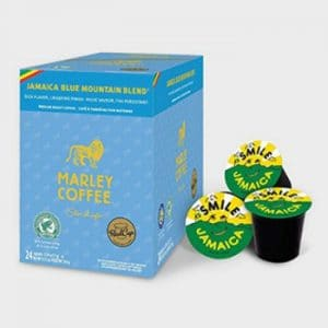 Marley Smile Jamaica Coffee Dark Blend RealCups 24ct