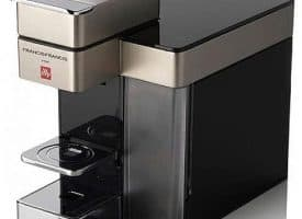 Francis Francis Y5 Duo Satin Coffee Maker