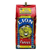 Lion Coffee Macadamia Light Medium Roast 24oz