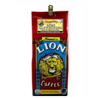 Lion Coffee Cappuccino Medium Roast 10oz