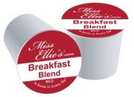 Miss Ellie's Breakfast Blend Medium Roast 24ct RealCups