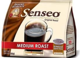 Senseo Coffee Original Roast Medium Roast 108 Count Coffee Pods