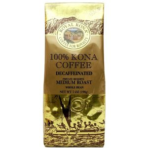 Royal Kona Decaf Private Reserve Medium Roast 7oz
