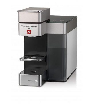 Francis Francis Y5 Duo White Coffee Maker