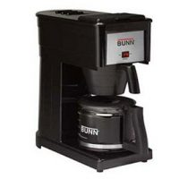 Bunn Velocity Home Brew Coffee Maker GR Black