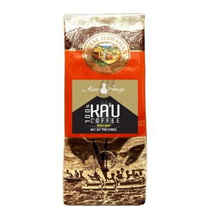 Royal Hawaiian Kau Medium Roast Coffee 7oz