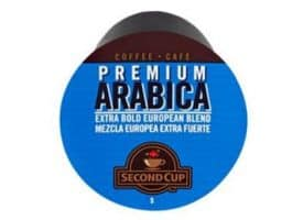 Second Chance Decaf European Blend Dark Roast Real Cups 24ct