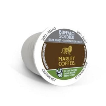 Marley Buffalo Solider Dark Blend RealCups 24ct