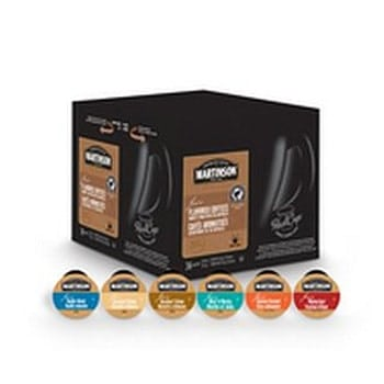 Martison Flavored Variety Coffee Real Cups 36ct