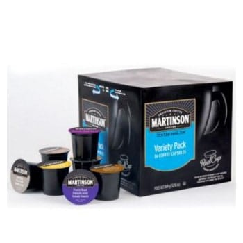 Martison Variety Coffee Real Cups 36ct