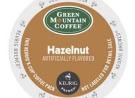 Green Mountain Coffee Hazelnut Blend Light Roast K cups®  12ct