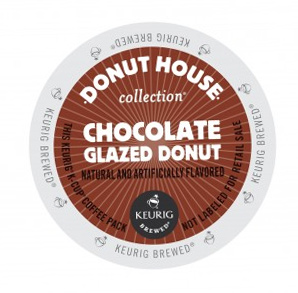 Green Mountain Coffee Chocolate Glaze Donut Light Roast 24ct K cups®