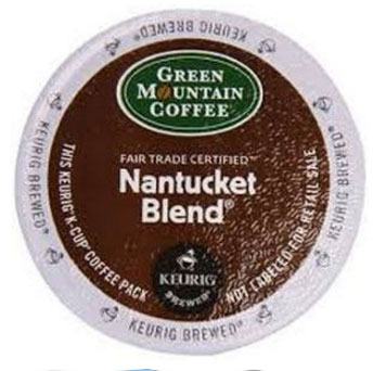 Green Mountain Coffee Nantucket Blend Medium Roast K cups®  12ct