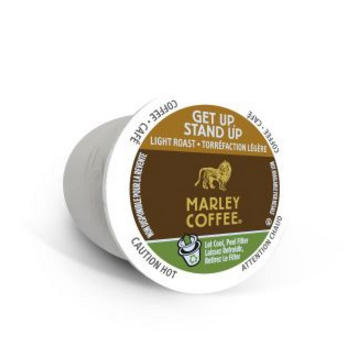 Marley Get Up Stand up Light Roast RealCups 24ct