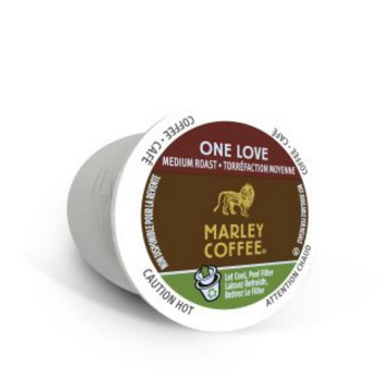 Marley One Love Medium Roast RealCups 24ct