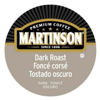 Martinson Dark Roast Real Cups 24ct
