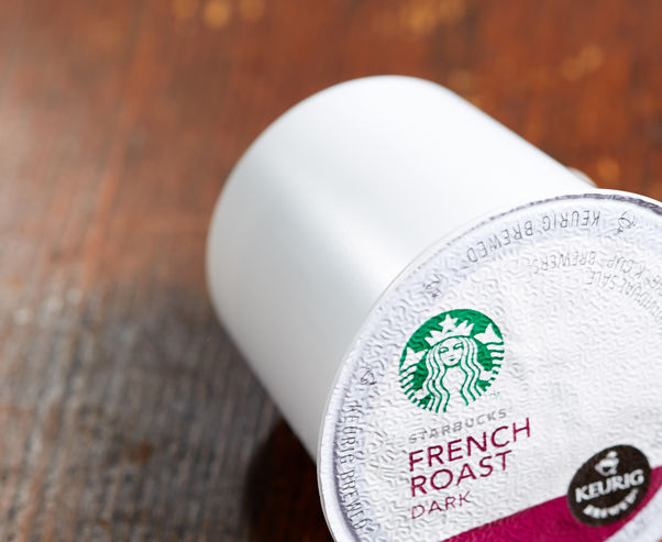 Starbucks French Roast Dark Roast K cups® 32ct