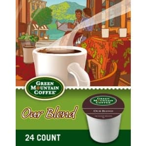 Green Mountain Coffee Our Blend Medium Roast K cups®  24ct