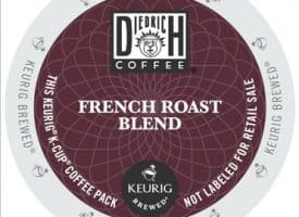 Diedrich Coffee French Roast Dark Roast KCups 24ct