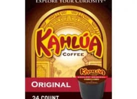 Kahlua Original Dark Roast Kcups 24ct