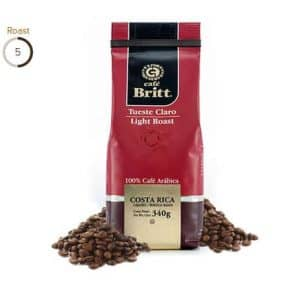 Cafe Britt Costa Rican Light Roast Coffee 12oz