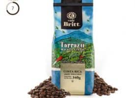 Caffe Britt Tarrazu Monticielo Medium Roast Coffee 12oz