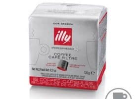 Illy Chocolate Caramel Medium Roast Iper Coffee Capsule Cube 18ct