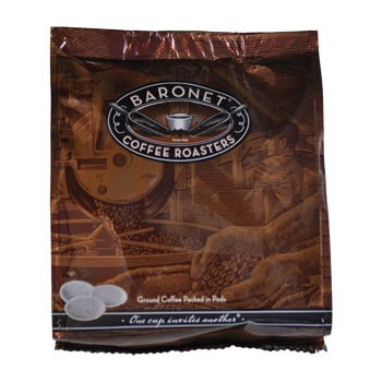 Baronet Coffee Cappucino Espresso Roast Coffee Pods 18ct