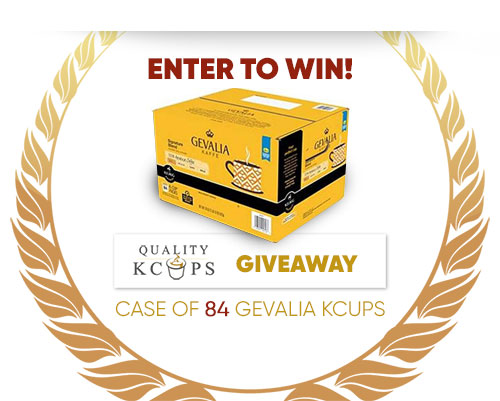 Coffee Giveaways Gevalia 84ct