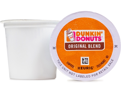 Dunkin Donuts Original Blend Medium Roast K cups® 40oz