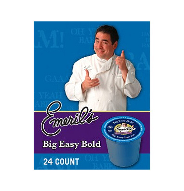 Emerils Big Easy Bold Dark Roast KCups 24ct