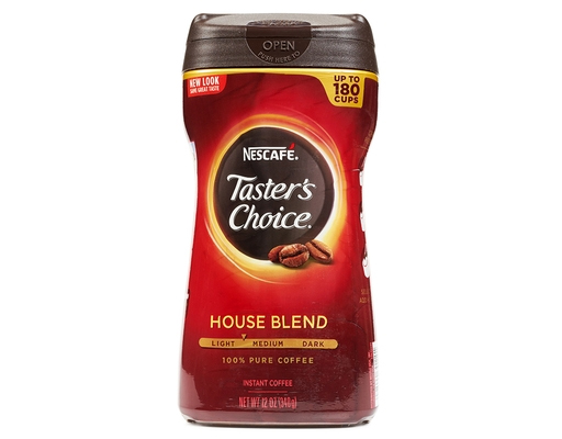 Taster's Choice House Blend Medium Roast 12oz