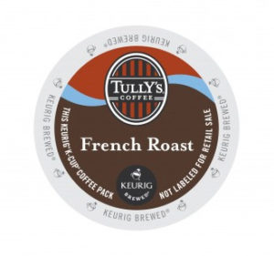 Tully's French Roast K cups® Review