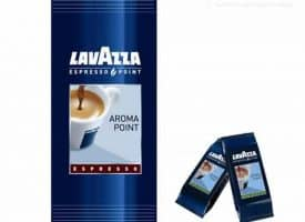 Lavazza Aroma Point Espresso Dark Roast Coffee Cartridges 100ct