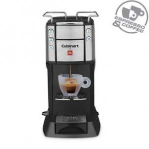 Cuisinart for illy Buona Tazza Single Serve Coffee and Espresso Machine