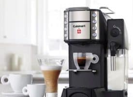 Cuisinart for illy Superautomatic Buona Tazza Coffee and Espresso Machine