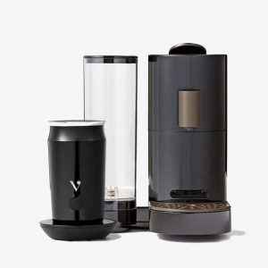Verismo System V Brewer and Milk Frother Coffee, Espresso, Latte Machine