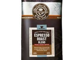 Coffee Bean and Tea Leaf Espresso Whole Bean Dark Roast 16oz