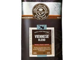 Coffee Bean and Tea Leaf Viennese Whole Bean Dark Roast 16oz