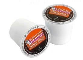 Dunkin Donuts Decaf Regular Blend Medium Roast K cups®  12ct