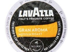 Lavazza Gran Aroma Medium Roast Coffee K cups® 24ct
