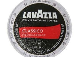 Lavazza Classico Medium Roast Coffee K cups® 24ct
