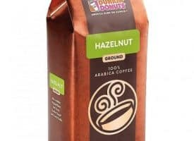 Dunkin Donuts Hazelnut Ground Coffee Medium Roast 16oz