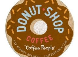 Coffee People Donut Shop Medium Roast K cups®  100ct