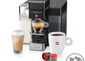 Francis Francis Y5 Milk, Espresso & Coffee Machine
