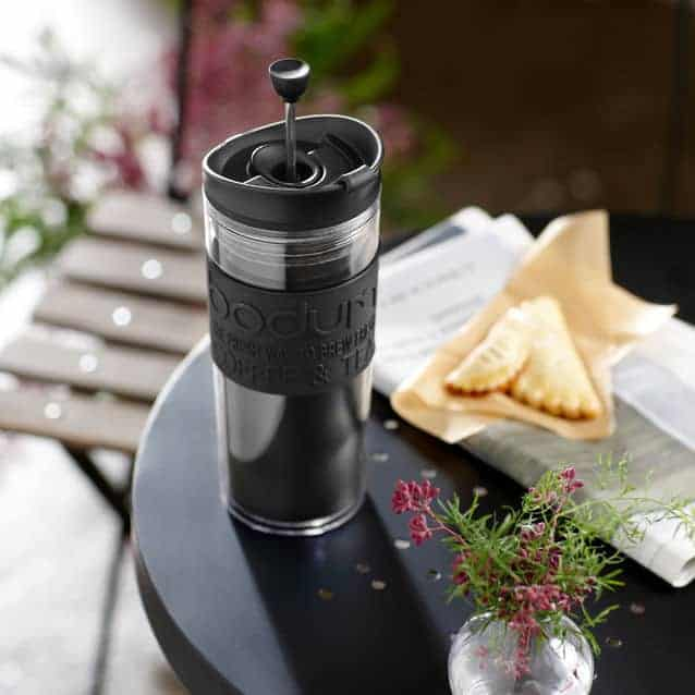 Bodum Acrylic Travel Coffee Mug