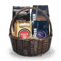 Lavazza Flavored Variety Pack The Big Lavazza Basket 140oz