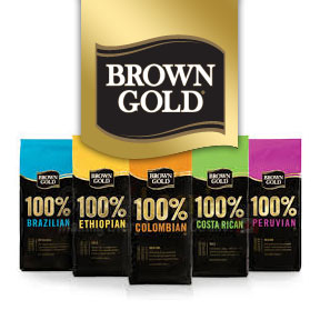 Brown Gold Coffee – Single Origin Bean Goodness