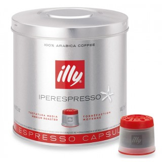 illy iper Medium Roast Capsules 21ct